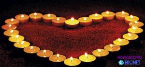 Amarre de amor con velas